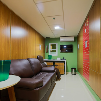 Sala de Descanso Médico 2